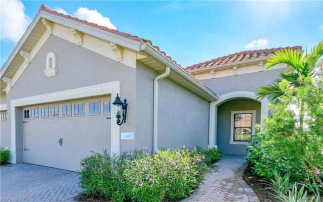 4483 Mystic Blue Way, Fort Myers, FL 33966 (MLS #219002910) :: RE/MAX DREAM