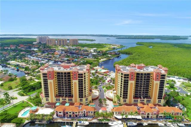 5793 Cape Harbour Dr #1319, Cape Coral, FL 33914 (MLS #219003373) :: The Naples Beach And Homes Team/MVP Realty