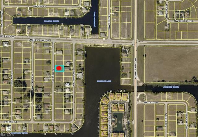 105 SW 33rd Pl, Cape Coral, FL 33991 (MLS #219003541) :: RE/MAX Realty Team