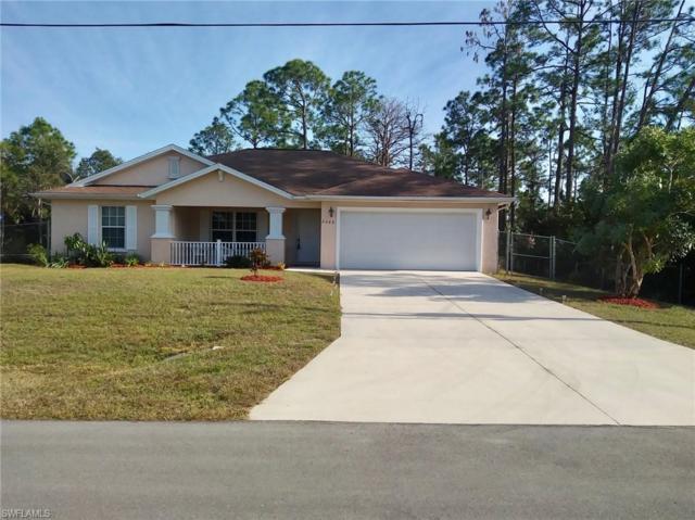 2402 Conway Ave N, Lehigh Acres, FL 33971 (MLS #219005057) :: RE/MAX Realty Team