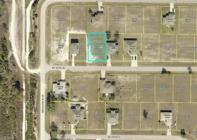 809 NE 44th Ln, Cape Coral, FL 33909 (MLS #219005603) :: RE/MAX DREAM