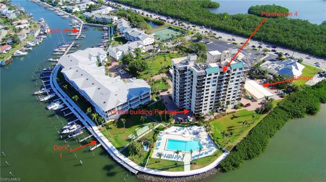 18120 San Carlos Boulevard Ph4, Fort Myers Beach, FL 33931 (#219005832) :: The Dellatorè Real Estate Group