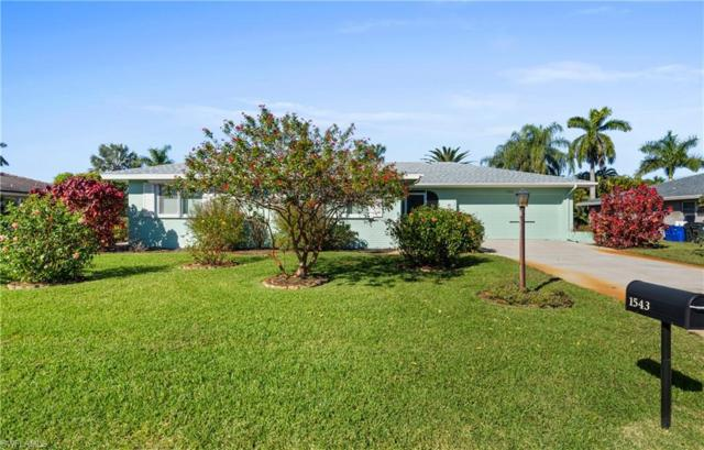 1543 Woodwind Ct, Fort Myers, FL 33919 (MLS #219006406) :: RE/MAX Realty Group