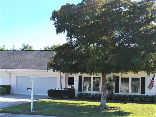 1248 S Brandywine Cir, Fort Myers, FL 33919 (MLS #219006724) :: Clausen Properties, Inc.