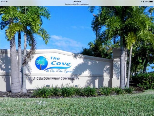 8513 Bernwood Cove Loop #211, Fort Myers, FL 33966 (MLS #219006738) :: RE/MAX DREAM