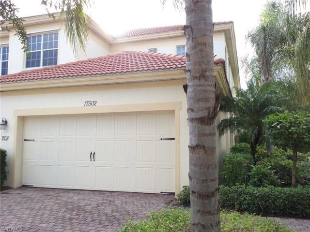 17502 Old Harmony Dr #202, Fort Myers, FL 33908 (MLS #219007917) :: RE/MAX DREAM