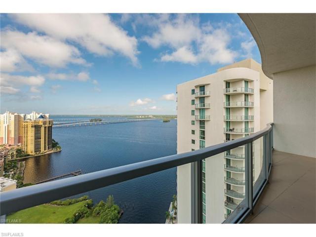 3000 Oasis Grand Blvd #3002, Fort Myers, FL 33916 (MLS #219008110) :: RE/MAX DREAM