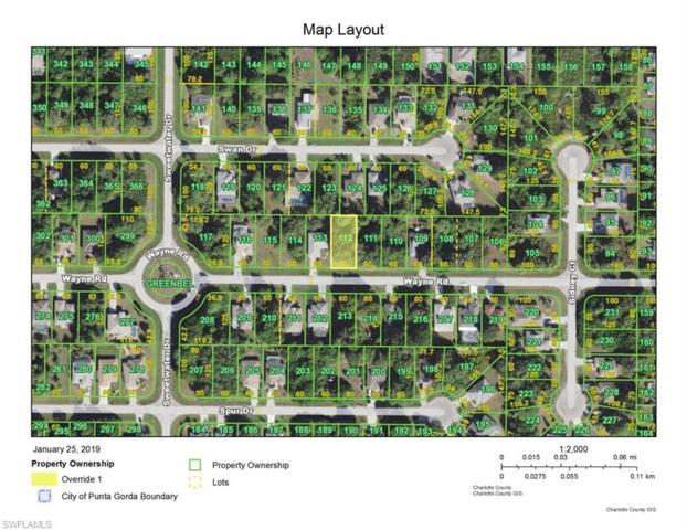 236 Wayne Rd, Rotonda West, FL 33947 (MLS #219008267) :: RE/MAX Radiance