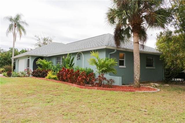 128 Beckley Dr, Lehigh Acres, FL 33974 (MLS #219009531) :: RE/MAX DREAM