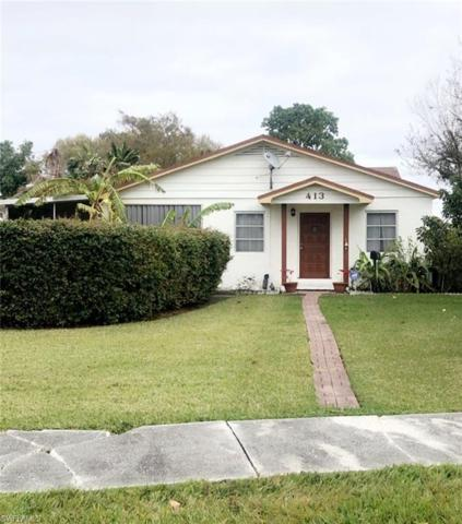 413 E Arcade Ave, Clewiston, FL 33440 (MLS #219010113) :: RE/MAX Realty Team