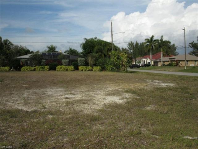 831 SW 23rd St, Cape Coral, FL 33991 (MLS #219010220) :: Clausen Properties, Inc.
