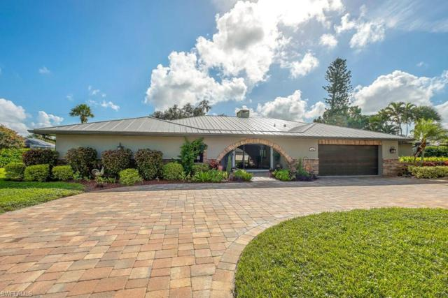 448 Golfview Dr, Naples, FL 34110 (MLS #219010373) :: RE/MAX Realty Group