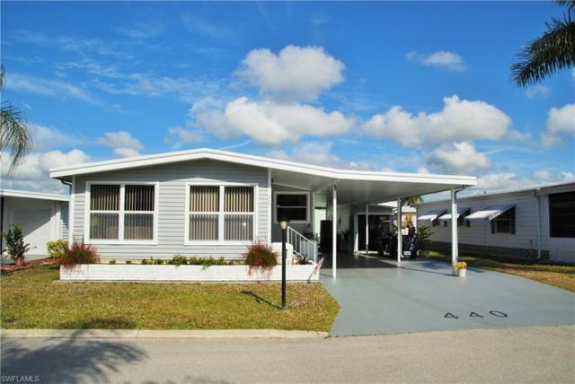 440 Snead Dr, North Fort Myers, FL 33903 (MLS #219010442) :: RE/MAX DREAM