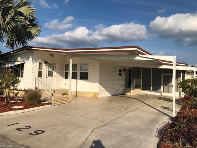 129 Nicklaus Blvd, North Fort Myers, FL 33903 (MLS #219010526) :: RE/MAX DREAM