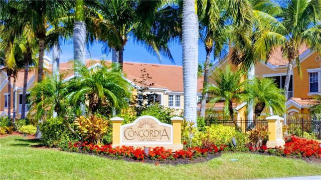 1872 Concordia Lake Cir #204, Cape Coral, FL 33909 (MLS #219010639) :: The Naples Beach And Homes Team/MVP Realty
