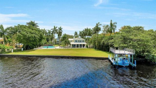 1301 Poinciana Ave, Fort Myers, FL 33901 (MLS #219010703) :: The Naples Beach And Homes Team/MVP Realty