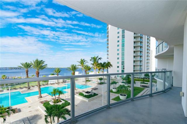 3000 Oasis Grand Blvd #603, Fort Myers, FL 33916 (MLS #219011133) :: RE/MAX Realty Team