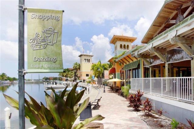 5781 Cape Harbour Dr #606, Cape Coral, FL 33914 (MLS #219011459) :: RE/MAX DREAM