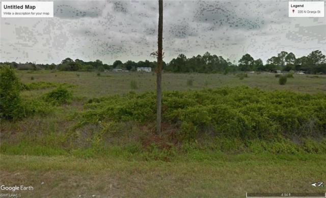 335 N Granja St, Clewiston, FL 33440 (MLS #219011845) :: RE/MAX DREAM