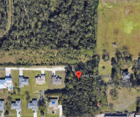 6888 Abbott St, Fort Myers, FL 33966 (MLS #219011875) :: Sand Dollar Group