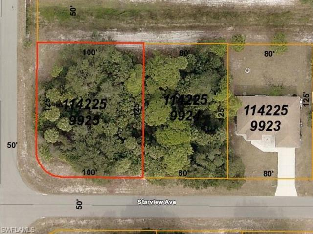 Starview Ave, North Port, FL 34288 (MLS #219012396) :: RE/MAX Realty Team