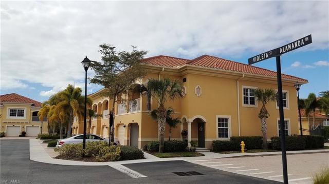 8560 Violeta St #106, Estero, FL 34135 (MLS #219012618) :: Clausen Properties, Inc.