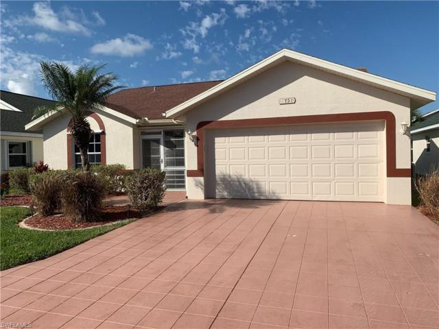 3751 Gloxinia Dr, North Fort Myers, FL 33917 (#219013447) :: The Key Team