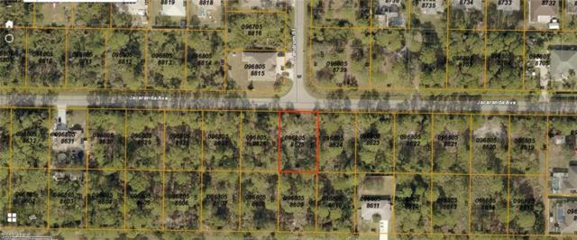 Jacaranda Ave, North Port, FL 34291 (MLS #219013582) :: RE/MAX Realty Team