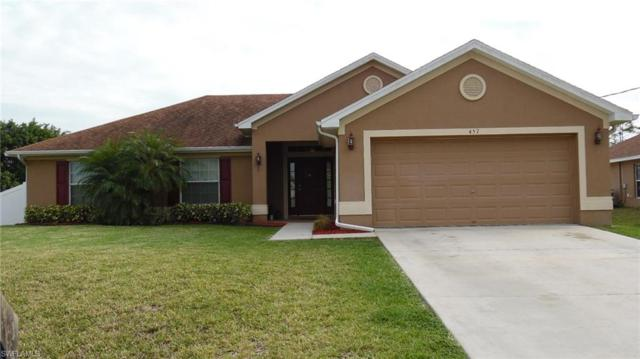 457 Willowbrook Dr, Lehigh Acres, FL 33972 (MLS #219013987) :: RE/MAX Realty Group