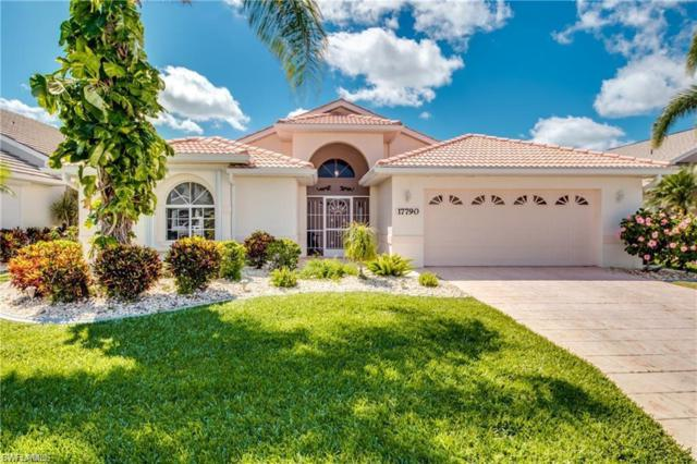 17790 Dragonia Dr, North Fort Myers, FL 33917 (#219014114) :: The Key Team