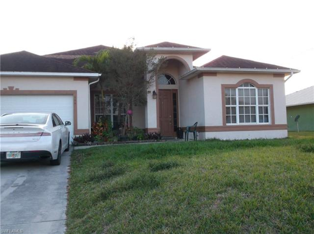 146 Carlisle Ave S, Lehigh Acres, FL 33974 (MLS #219014442) :: RE/MAX Realty Group
