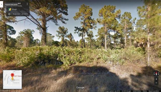 837 Glencoe St E, Lehigh Acres, FL 33974 (MLS #219014507) :: The New Home Spot, Inc.