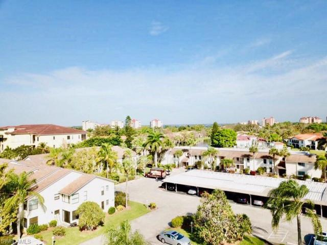 5491 Peppertree Dr #10, Fort Myers, FL 33908 (MLS #219014579) :: RE/MAX Realty Team