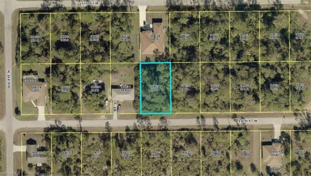 2812 14th St W, Lehigh Acres, FL 33971 (MLS #219014612) :: RE/MAX Realty Team