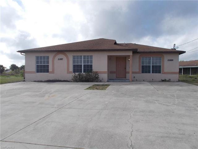 2287 Hawalaska St, Lehigh Acres, FL 33973 (MLS #219014623) :: RE/MAX DREAM