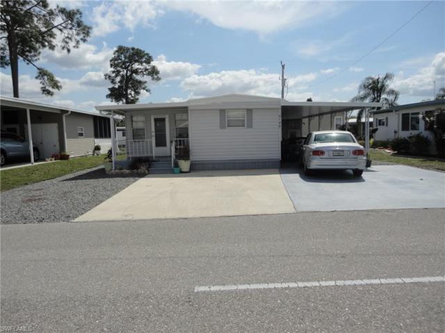 5140 Forest Park Dr, North Fort Myers, FL 33917 (MLS #219014685) :: RE/MAX Realty Team