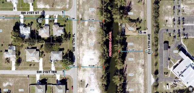 2107 SW 17th Pl, Cape Coral, FL 33991 (MLS #219014701) :: The New Home Spot, Inc.