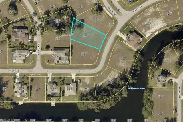 108 SW 17th Ave, Cape Coral, FL 33991 (MLS #219014713) :: The New Home Spot, Inc.