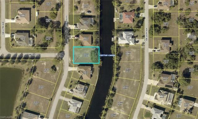 229 SW 26th Pl, Cape Coral, FL 33991 (MLS #219014736) :: The New Home Spot, Inc.