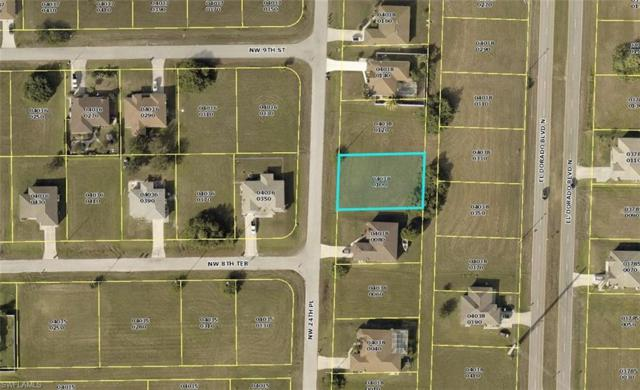 819 NW 24th Pl, Cape Coral, FL 33993 (MLS #219014742) :: The New Home Spot, Inc.