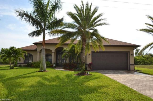 829 SW 11th Ct, Cape Coral, FL 33991 (MLS #219015074) :: Kris Asquith's Diamond Coastal Group