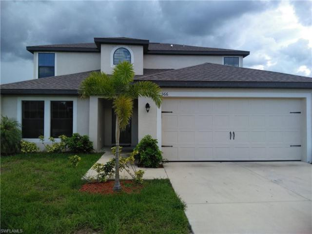 366 Shadow Lakes Dr, Lehigh Acres, FL 33974 (MLS #219015421) :: RE/MAX DREAM