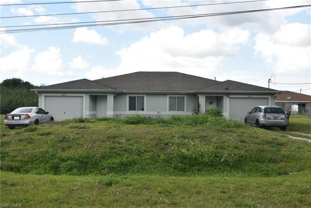 2420/2422 Milton Ave S, Lehigh Acres, FL 33973 (MLS #219015715) :: RE/MAX Realty Group
