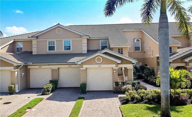 13911 Lake Mahogany Blvd #2922, Fort Myers, FL 33907 (MLS #219017176) :: John R Wood Properties