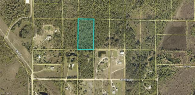 Parcel 19 Access Undetermined Nalle Rd, North Fort Myers, FL 33917 (MLS #219017213) :: RE/MAX Realty Team