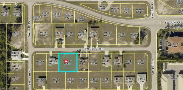 1714 SW 32nd Ter, Cape Coral, FL 33914 (#219017464) :: We Talk SWFL