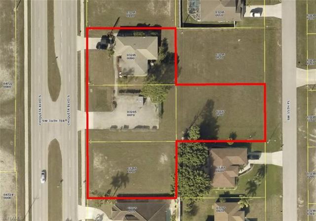 3411 Chiquita Blvd S, Cape Coral, FL 33914 (MLS #219018783) :: Royal Shell Real Estate