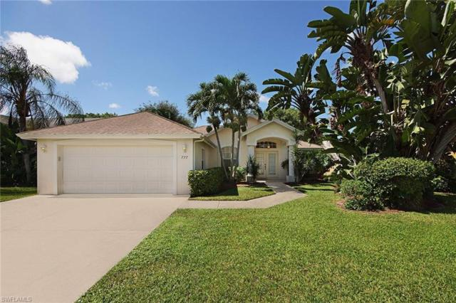 777 Teton Ct, Naples, FL 34104 (MLS #219018930) :: #1 Real Estate Services