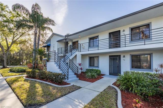 12540 Cold Stream Dr #108, Fort Myers, FL 33912 (MLS #219019089) :: John R Wood Properties