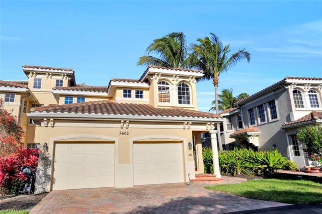 5602 Cape Harbour Dr #102, Cape Coral, FL 33914 (MLS #219019175) :: John R Wood Properties